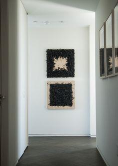 Hall Monitor - Tom Brady and Gisele Bundchen's NYC Apartment - Lonny