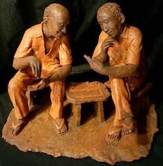 Arte Popular do Brasil: João Borges Arte Popular, Folklore, Pop Art, Buddha, Sculptures, Pottery, Statue, Porcelain, Blog