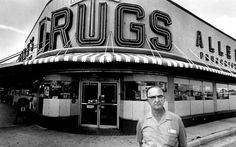 The big, cherished neon Allen's Drugs sign that has defined a major Miami intersection since the was taken down, and its fate is a mystery. Backpacking Europe, Europe Travel Tips, Europe Packing, Traveling Europe, Packing Lists, Travel Hacks, Travel Packing, Travel Essentials, Budget Travel