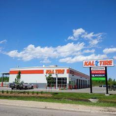 Kal-Tire Winnipeg, MB Steelway Building Systems