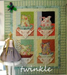 TWINKLE PATCHWORK: octubre 2009