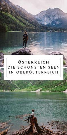 In diesem Post zeige ich dir meine liebsten Seen des Bundeslandes Oberösterreich und was so besonders daran ist. Stifte bereithalten, denn diese Seen müssen auf deine Bucketlist… #reiseinspiration Österreich