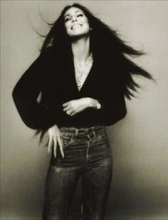 Cher. inspirational people