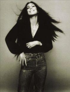 Cher - American actress, singer #cher #internationalwomensday