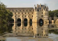 chateaux-loire-chenonceau  Welcome to my home! I fell in love with this castle.