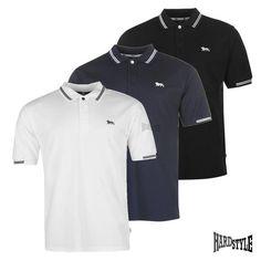 Lonsdale London Polo Polohemd Poloshirt Schwarz, Dunkelblau, Weiß Modell 2017