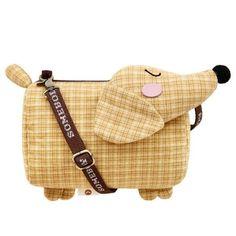 Cute Dachshund Shoulder Bag