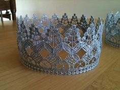 Birthday Girl Lace Crown
