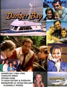 Danger Bay - more sweet Canadian programming from my childhood.
