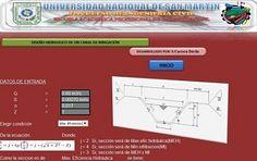 #Diseño Hidráulico de un Canal de Irrigación http://ht.ly/BW9r1 | #Isoluciones #PlanilasdeExcel #canales, #Hidráulica, #Sanitaria