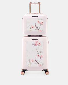 Kosmetikkoffer mit Oriental Blossom-Print - Babyrosa | Taschen | Ted Baker DE