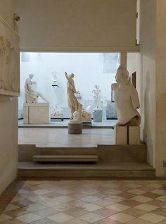 Canova Museum, Possagno - Carlo Scarpa