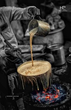 Any Chai lovers here... Clicked by ##Kumar ##Gautam. - Golmal 420 - Google+