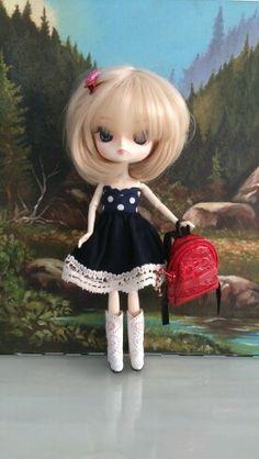 穿新衣裳的娃娃