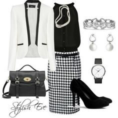 classic fashion Love this look!!!