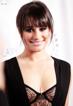 I like her. She plays Rachel Berry on Glee. I want to send her to Sweden because Sweden is for females.