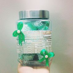 1st choice gift : glass jar with vintage decor filled with various flavours of chocolates. Facebook.com/1stchoicegift Homemade Chocolates, Trousseau Packing, Money Envelopes, Glass Jars, Vintage Decor, Fancy, Facebook, Gifts, Presents
