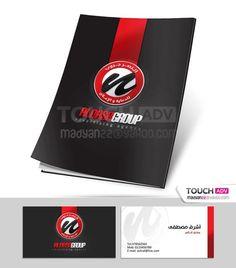 Al Nasr adv. agency brochure by Ahmed Madyan , via Behance