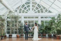 Una boda en un Invernadero
