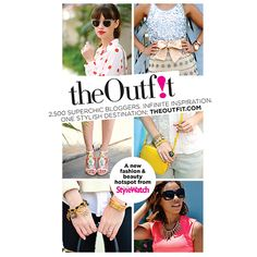 Check out People StyleWatch's new site TheOutfit.com #TryOnTheOutfit
