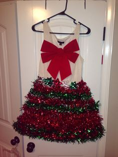 26c408c96 More ideas. Ugly Christmas Dress for Tacky Sweater ...
