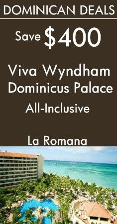 Dominican Republic - La Romana: Viva Wyndham Dominicus Palace All Inclusive Resort | Dive into the Big Top and Explore the the Dominican Marine-Mammal Life! View All Flight+Hotel Deals