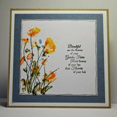 Eileen's Crafty Zone: Rubbernecker Stamps and Distress Inks.