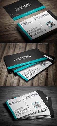 Business Card Templates PSD   Business Card Template   Pinterest     Creative Personal Business Card