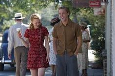 The Notebook - Rachel McAdams as Allie Hamilton and Ryan Gosling as Noah Calhoun