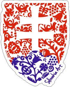 nálepky - nažehlovačky - tričká s potlačou :: Samo-lepky. Folk Art, Decorations, Cards, Popular Art, Dekoration, Maps, Ornaments, Playing Cards, Decor