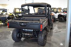 New 2017 Can-Am Defender MAX XT HD10 ATVs For Sale in Texas. 2017 Can-Am Defender MAX XT HD10, 2017 Can-Am® Defender MAX XT HD10 READY TO TAKE ON THE JOB WITH ROOM FOR SIX The Defender MAX XT comes equipped with many factory-installed accessories including 27 in. (68.6 cm) Maxxis Bighorn 2.0 tires mounted on 14 in. (35.6 cm) wheels and Dynamic Power Steering for better handling and steering. Features may include: HEAVY-DUTY ROTAX V-TWIN ENGINES The Defender MAX XT package offers two very…