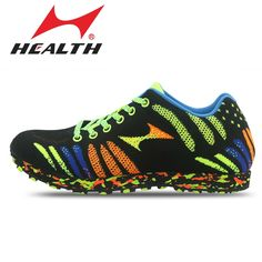 39.84$  Buy now - http://alibly.shopchina.info/go.php?t=32800973347 - Health Athletic Sports Running Shoes for Women Jogging Shoes Professional track and field long-jump krasovki Men Sport Shoes  #buyonlinewebsite
