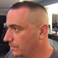 high and tight for receding hairline
