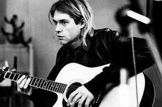 Kurt Cobain. I want Charlie Hunnam to play him in a biopic so bad it pains me
