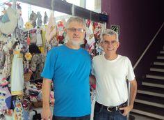 Eu e meu amigo Willian Romão - Passo de Arte (2014)