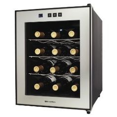 Countertop wine fridge Emerson, Kitchen Necessities, Wine Fridge, Target, Home And Living, Wine Rack, Entertaining, Countertop, Apartment Therapy