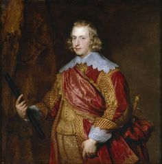 Detail from Portrait of Cardinal-Infante Ferdinand, Archduke of Austria. Anthony Van Dyck, Sir Anthony, Anton Van, Spanish Netherlands, Archduke, Baroque Art, 18th Century Fashion, Renaissance Paintings, Austria