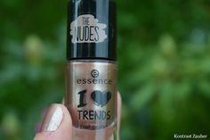 Essence Nude sweet nude - Kontrast Zauber
