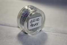 Disco Fever Glitter Eyeshadow by TailoredCosmetics on Etsy, $3.50
