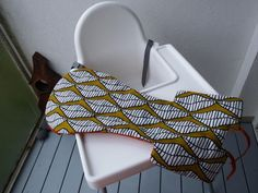Ikea ANTILOP Highchair Cushion: 9 Steps