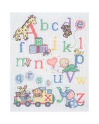 Little Alphabet Sampler