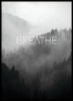 Mindfulness print.