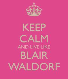 Blair Gossip Girl Quotes