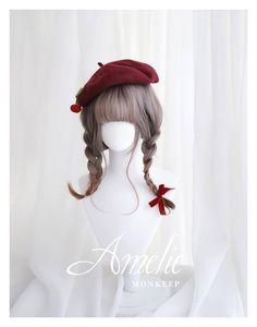 Kawaii Hairstyles, Cute Hairstyles, Pastel Wig, Kawaii Wigs, Unicorn Hair Color, Lolita Hair, Hair Reference, Anime Hair, Dye My Hair