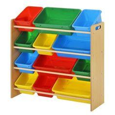 Sandusky Cabinets Kid Bin Toy Organizer $71.99