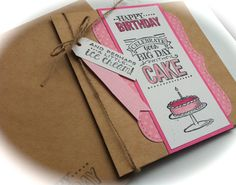 BIG DAY - Sale-A-Bration 2015 Stampin' Up!