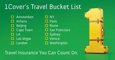 What Is On Your 2014 Travel Bucket List? #travel