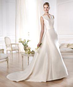 ONIX, Vestido Noiva 2014 PRONOIVAS