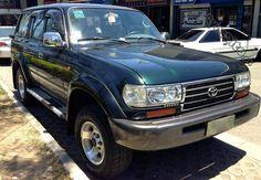 Toyota landcruiser lc-s80 4x4 mt 1996