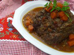 Portuguese Pot Roast from Tia Maria's Blog